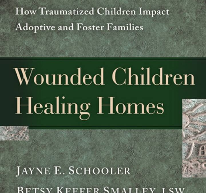 Wounded Children, Healing Homes Helps Adoptive and Foster Families