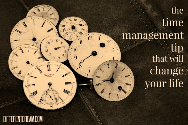 Tried and True Time Management Tips, Part 1