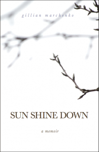 Sun Shine Down is Gillian Marchenko's new memoir about learning to love Polly, her daughter born with Down syndrome. Today she describes life with Polly now.