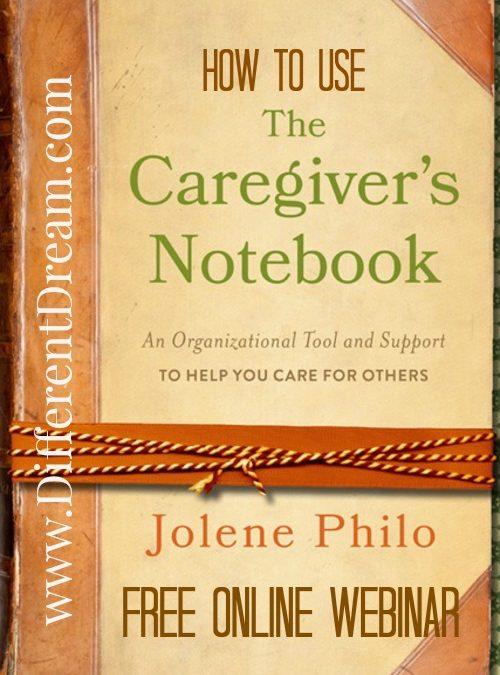 Caregiver's Notebook Podcast