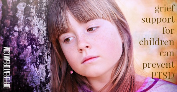 This post highlights organizations that offer grief support for children who have lost parents or siblings and need help to process their grief..