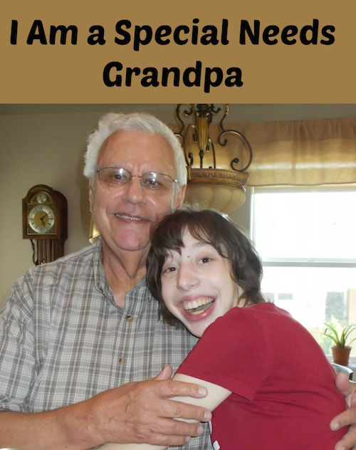 Special needs grandpa Joe Zaccaria shares what it's like to be a special needs grandparent and what he's learned from his granddaughter Brielle.