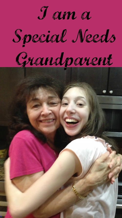 What is it like to be a special needs grandparent? Manthia describes how life changed since the birth of her granddaughter, Brielle, now a young adult.