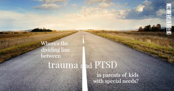 The Dividing Line Between Trauma and PTSD, Pt. 2