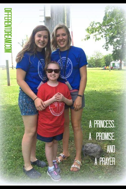 Special needs family camp was a wonderful experience for Amy Stout and her family. Her story about her favorite part of camp comes with a tissue warning.