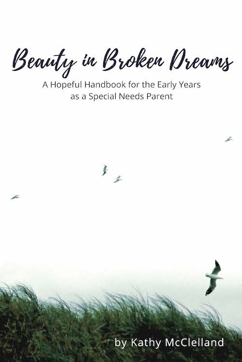 Are you looking for a new normal since your child's special needs diagnosis? Kathy McClelland's new handbook was written to help parents in your situation.