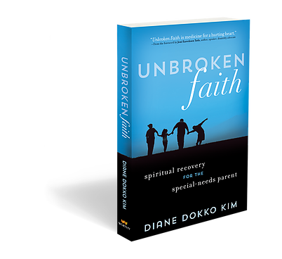 Why Diane Dokko Kim Wrote Unbroken Faith