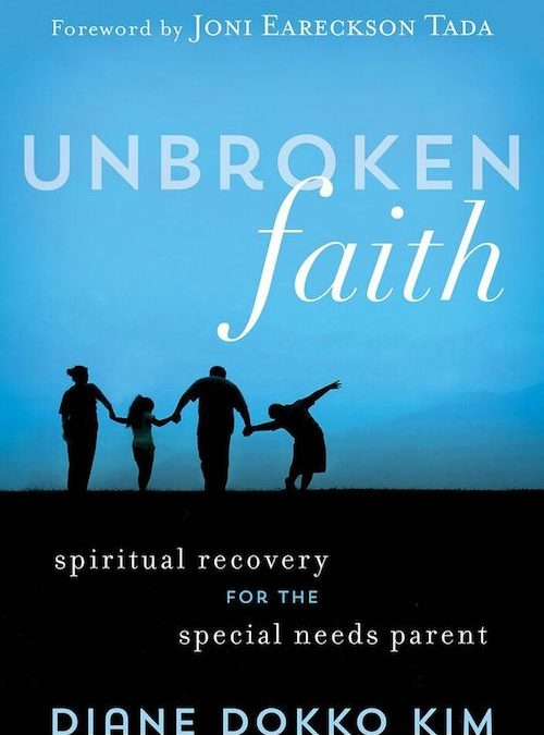 Unbroken Faith Book Give Away