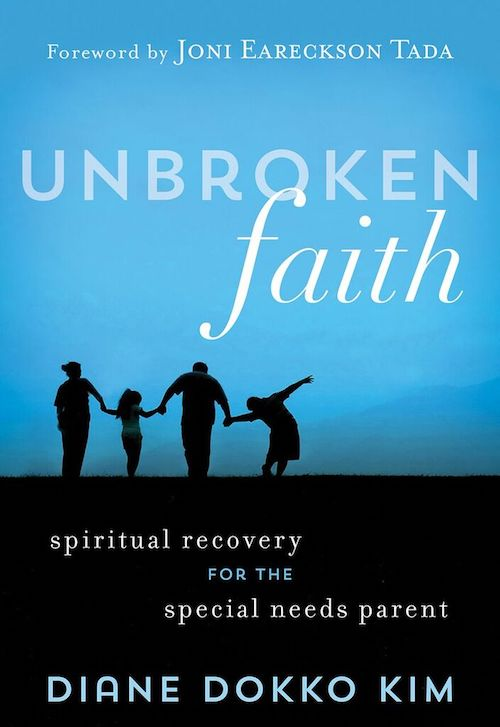 "In her new book ""Unbroken Faith,"" Diane Dokko Kim wrestles with a question parents ask after a child's diagnosis: How is disability a blessing?"