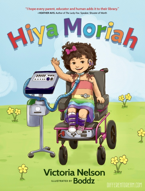 Hiya Moriah: An Interview with the Author