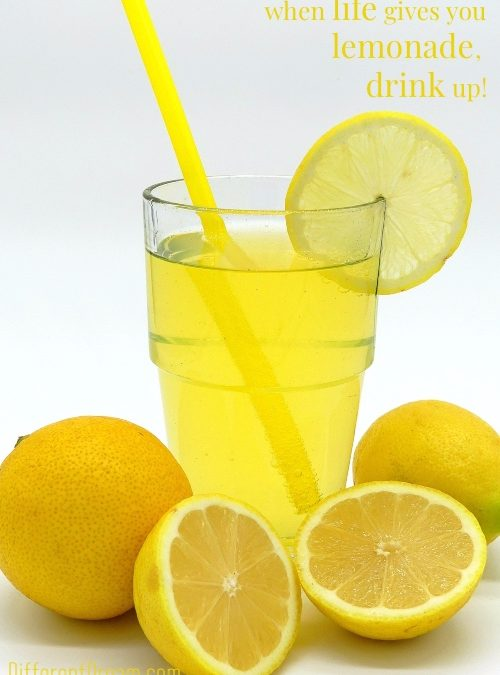 When Life Serves Lemonade, Drink It with Gusto!