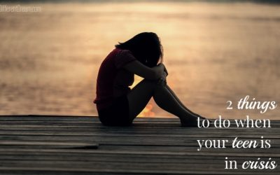 When a Teen Is in Crisis: 4 Godly Ways to Respond, Part 1