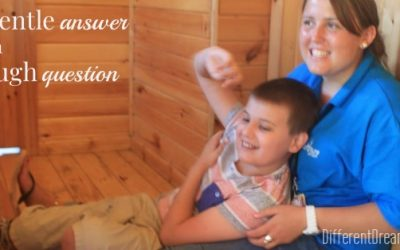 Why Did God Make Me with Special Needs?