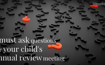 Annual Review Meeting: 3 Questions to Ask