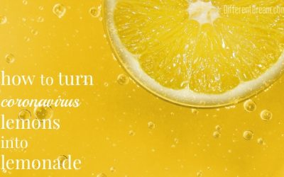 Turning Coronavirus Lemons Into Lemonade