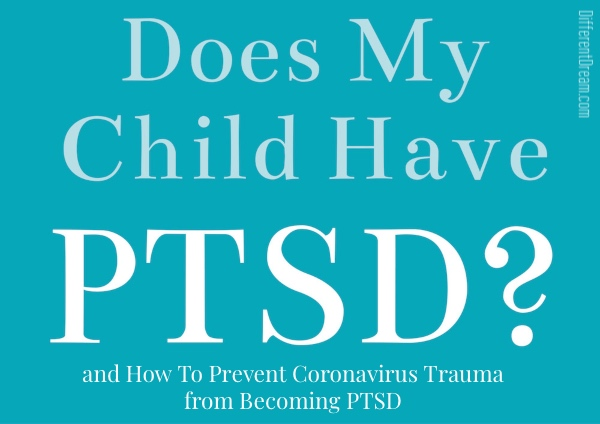 The COVID-19 pandemic is causing uneasiness in many kids. This post about the coronavirus, trauma, and PTSD explains how to tend to kids' mental health.