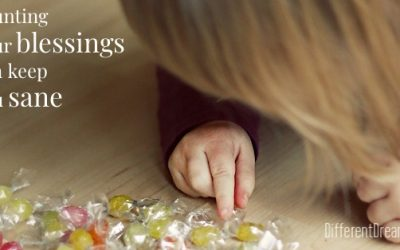 Count Your Blessings: A Way To Stay Sane in a Crisis