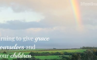 Learning to Give Grace to Ourselves and to Our Children