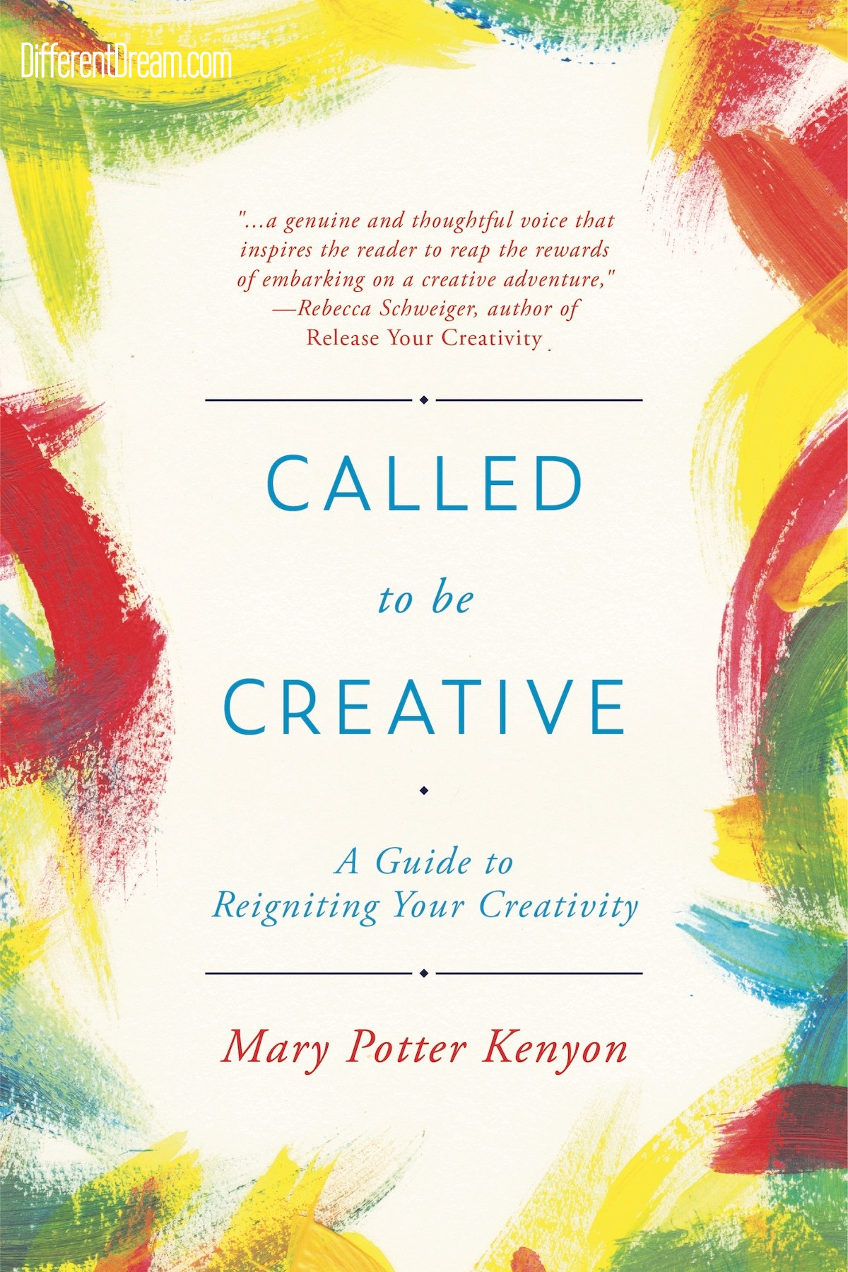 Caregivers who feel called to be creative often struggle to find time for themselves. Author and mom Mary Kenyon offers 5 ideas for creative endeavors.