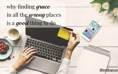 Finding Grace in All the Wrong Places