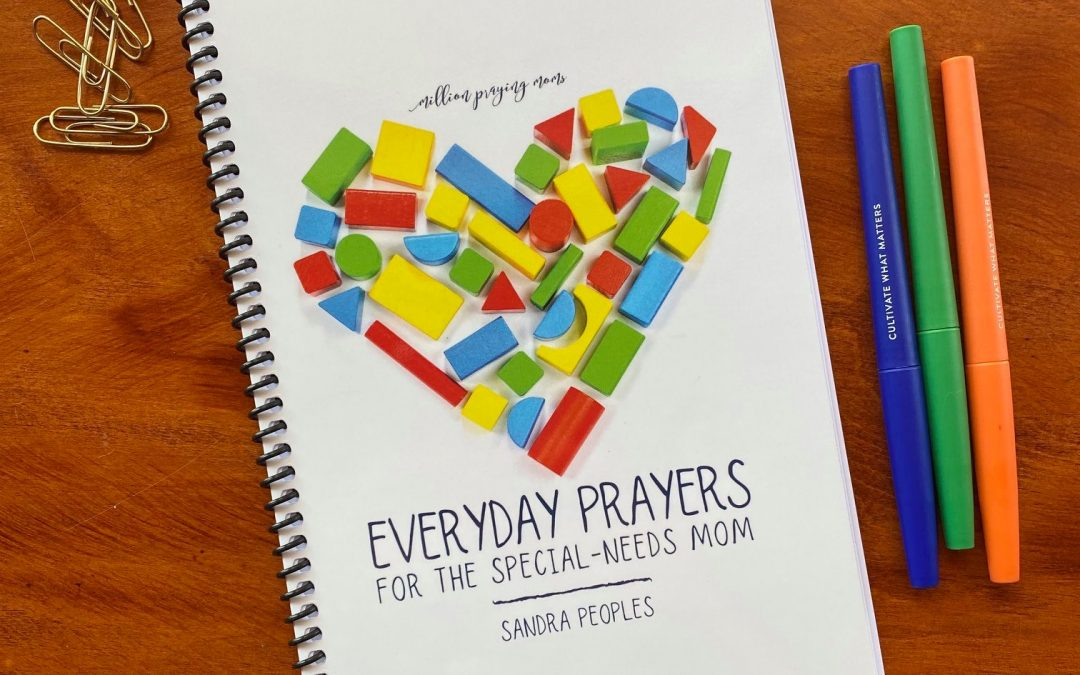 Praying Scripture over Your Child with Special Needs