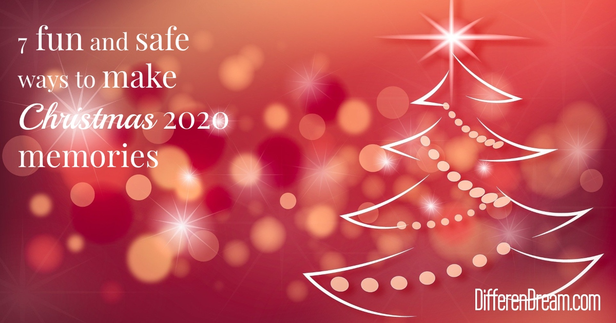 Home for the holidays 2020 can be be a safe, joyful, and memorable time for caregiving families. Check out these creative and fun ideas.