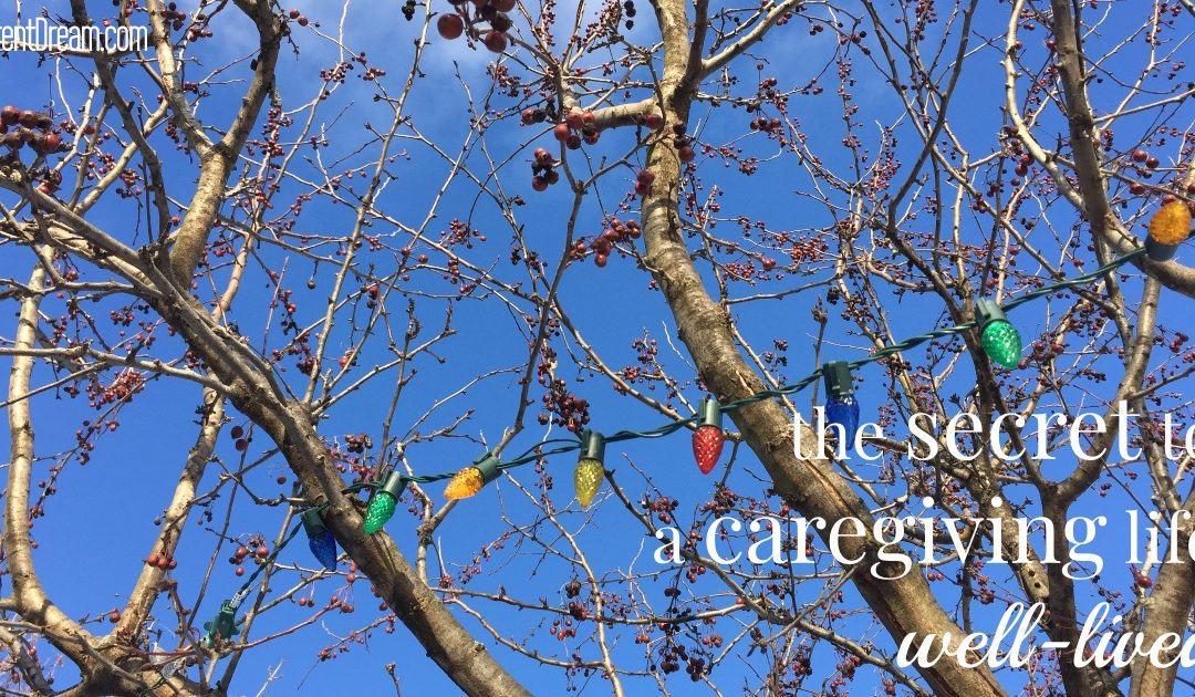 Ten Moments in a Caregiving Life Well-Lived