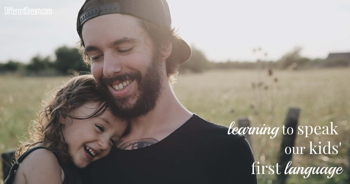 Love is a child's first language. By understanding attachment theory and stages of congitive development we can better speak their language.