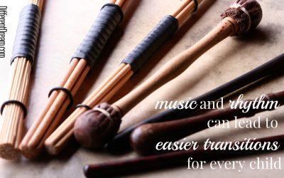 Transitioning Between Rhythms and Tempos