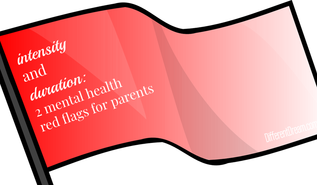 2 Mental Health Red Flags for Caregiving Parents