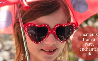 Life with a Rare Disease in 20 Enchanting Moments