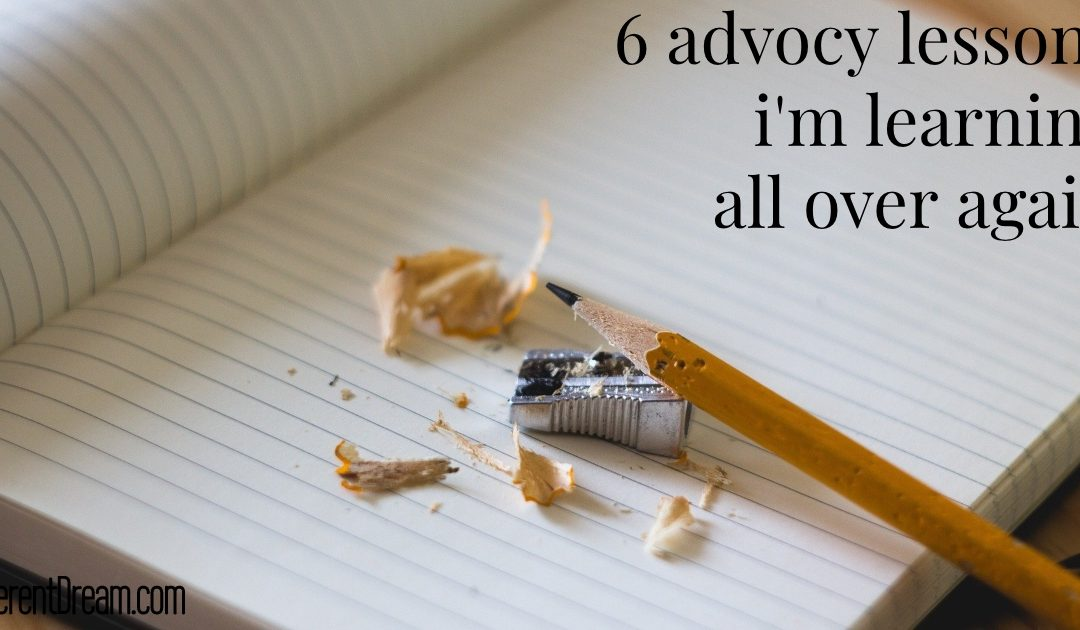 6 Caregiving Advocacy Tips I'm Learning All Over Again