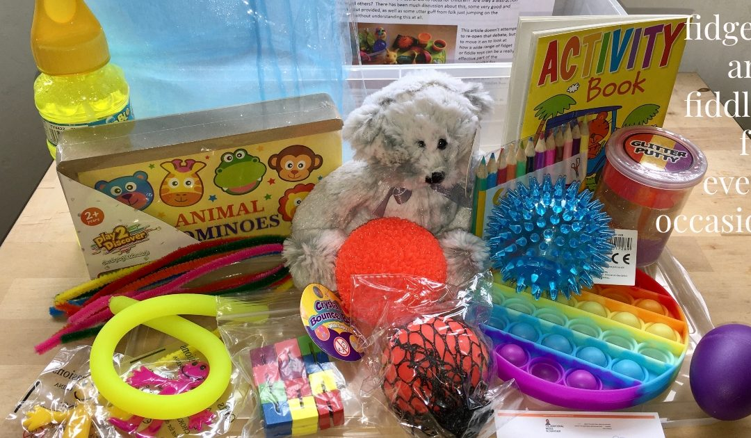 Meeting Sensory Needs with Fidgets and Fiddles